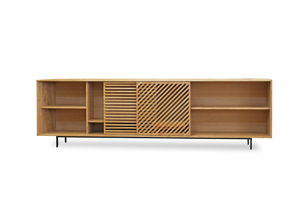 Shadow sideboard Produktseite Front Cut